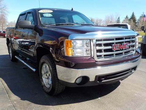 2008 GMC Sierra 1500 for sale at Newcombs Auto Sales in Auburn Hills MI