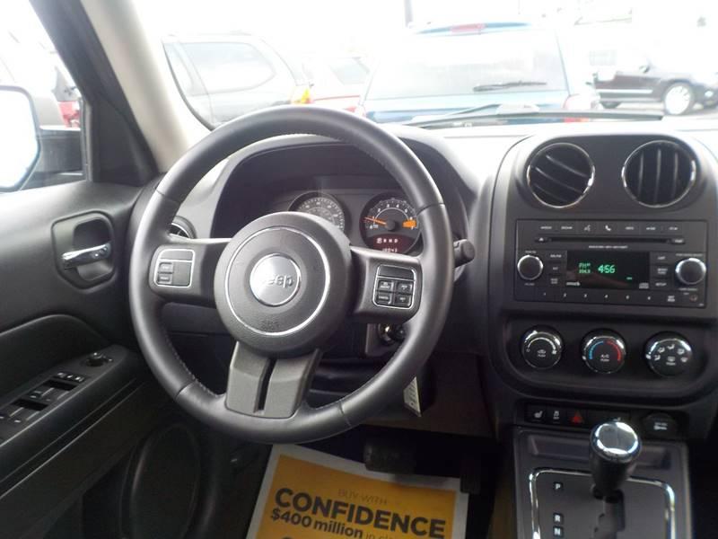 2015 Jeep Patriot 4x4 Latitude 4dr SUV - Auburn Hills MI