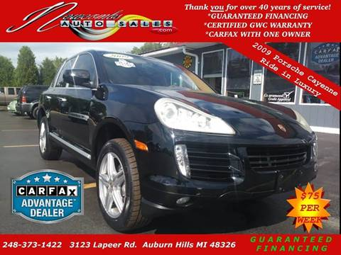 2009 Porsche Cayenne for sale in Auburn Hills, MI