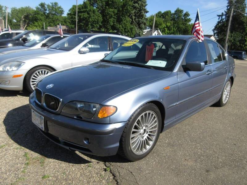 2003 BMW 3 Series 330i 4dr Sedan - Mound MN