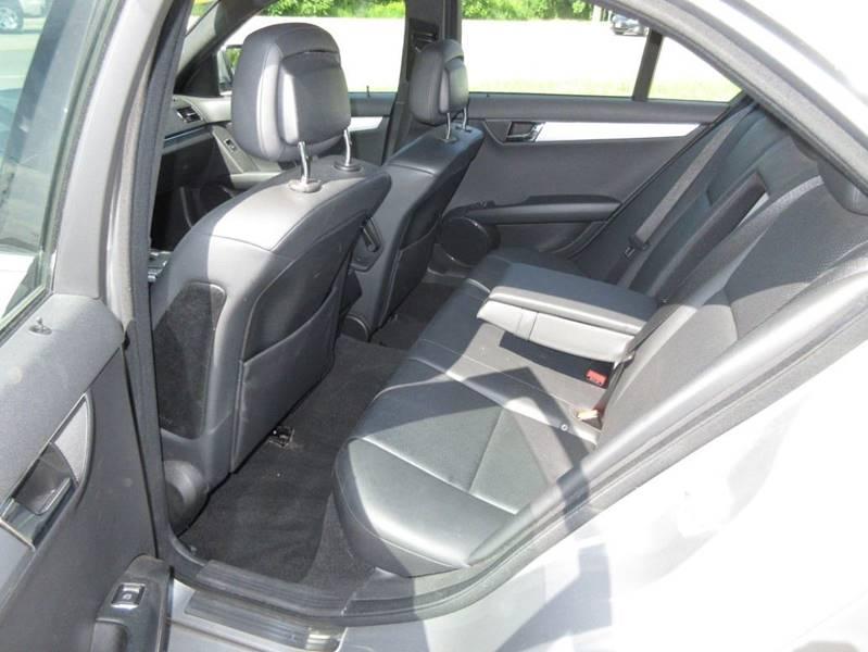 2008 Mercedes-Benz C-Class AWD C 300 Sport 4MATIC 4dr Sedan - Mound MN
