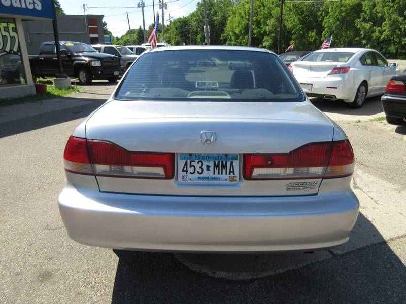 2002 Honda Accord SE 4dr Sedan - Mound MN