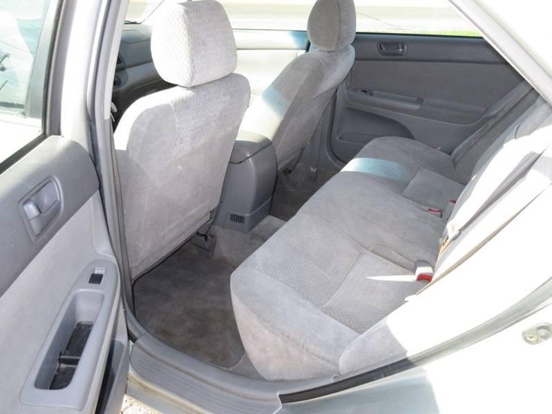 2002 Toyota Camry LE 4dr Sedan - Mound MN