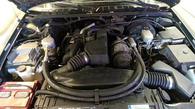 1998 GMC Sonoma SLS Sport 2dr Extended Cab Stepside SB - Mound MN