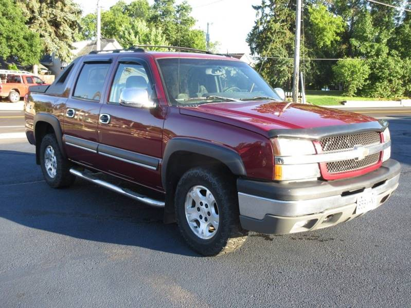 2004 Chevrolet Avalanche 4dr 1500 4WD Crew Cab SB - Mound MN