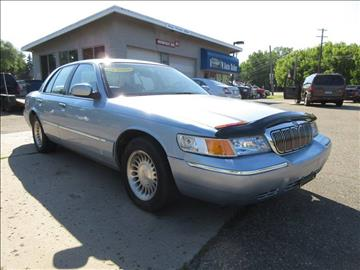 2001 Mercury Grand Marquis for sale in Mound, MN