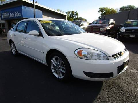 2008 Chevrolet Impala for sale in Mound, MN