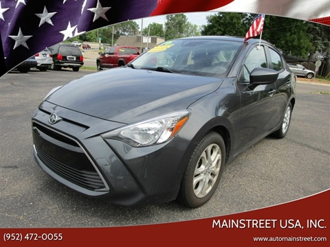 Used Cars Mn >> 2016 Scion Ia For Sale In Mound Mn
