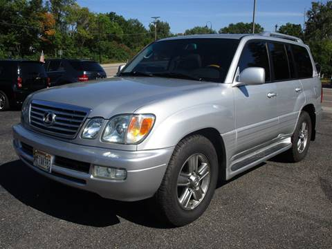 2006 Lexus LX 470 for sale in Mound, MN