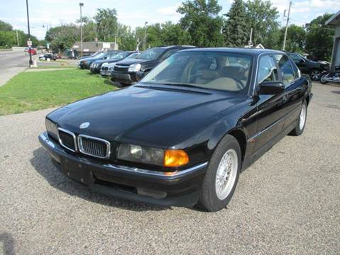 1998 BMW 7 Series for sale in Mound, MN