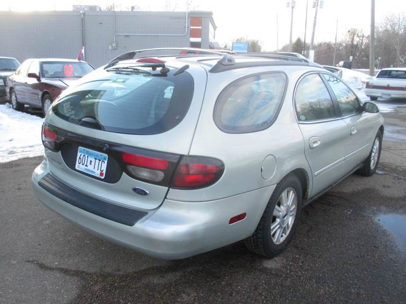 2003 Ford Taurus SEL Deluxe 4dr Wagon - Mound MN
