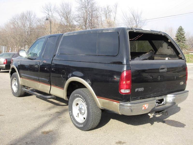 2000 Ford F-150 Lariat 4dr 4WD Extended Cab SB - Mound MN