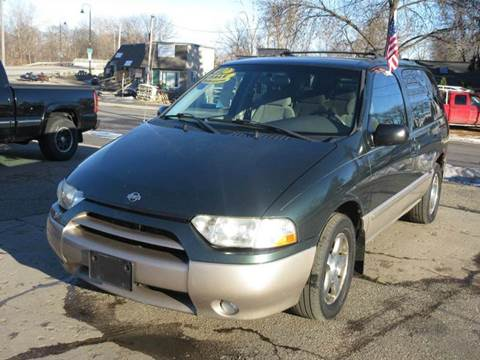2002 Nissan Quest for sale in Mound, MN