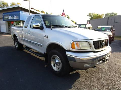 2001 Ford F-150 for sale in Mound, MN