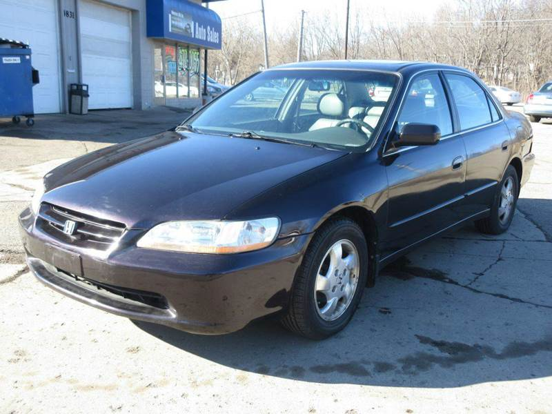 1998 Honda Accord ...