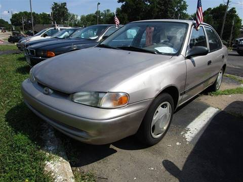 2002 Chevrolet Prizm for sale in Mound, MN