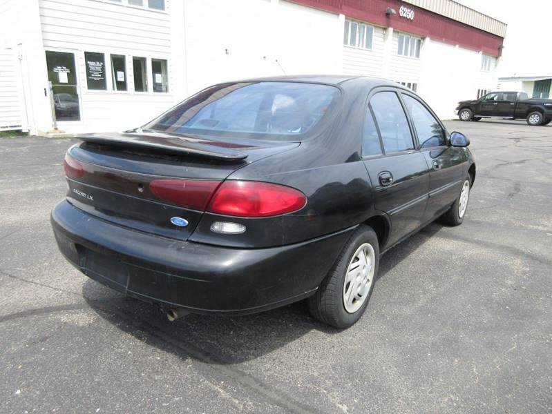 1997 Ford Escort LX 4dr Sedan - Mound MN