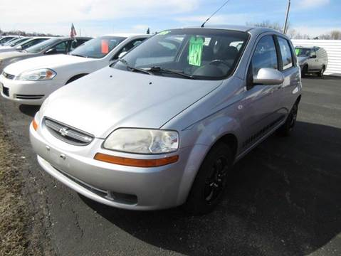 2006 Chevrolet Aveo for sale in Mound, MN