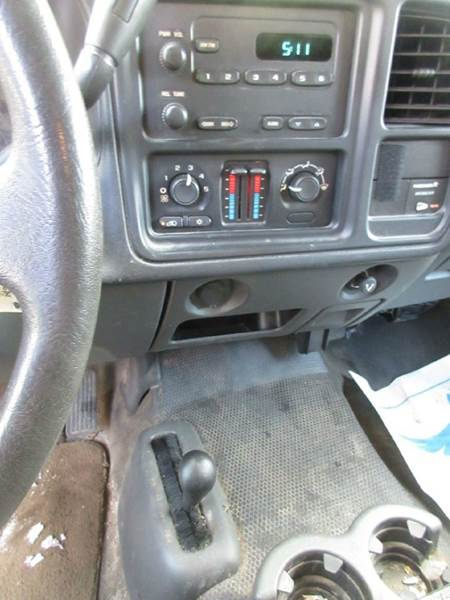 2004 Chevrolet Silverado 1500 4dr Extended Cab Work Truck 4WD SB - Mound MN