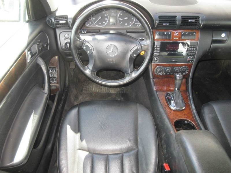 2007 Mercedes-Benz C-Class C 280 Luxury 4MATIC 4MATIAWD 4MATI4dr Sedan - Mound MN