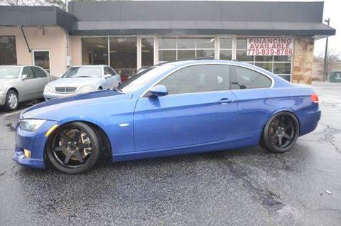 2007 BMW 3 Series for sale at Amyn Motors Inc. in Tucker GA