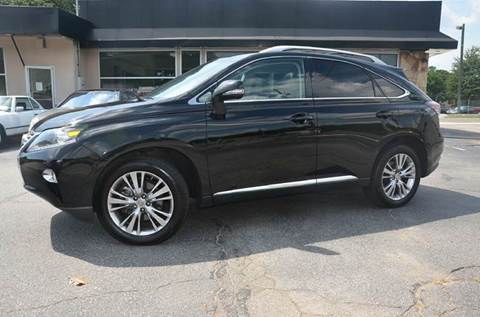 2013 Lexus RX 350 for sale at Amyn Motors Inc. in Tucker GA