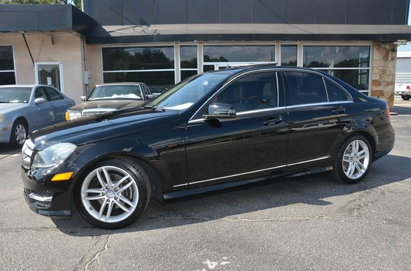 2012 Mercedes Benz C Class For Sale At Amyn Motors Inc. In Tucker