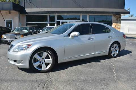 2011 Lexus LS 460 for sale at Amyn Motors Inc. in Tucker GA