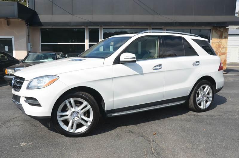 2014 Mercedes Benz M Class For Sale At Amyn Motors Inc. In Tucker