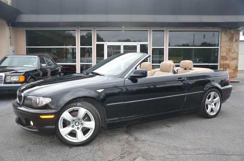 2005 BMW 3 Series for sale at Amyn Motors Inc. in Tucker GA
