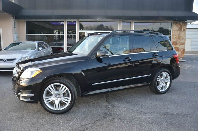 2013 Mercedes-Benz GLK for sale at Amyn Motors Inc. in Tucker GA