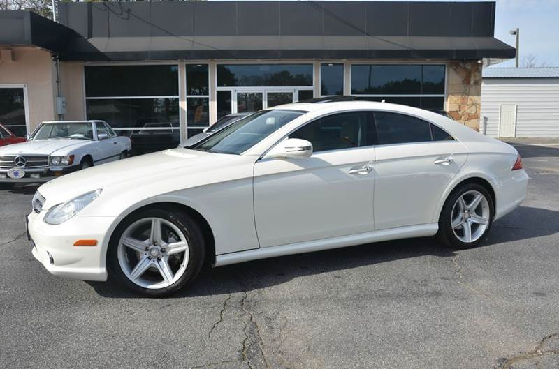Superb 2010 Mercedes Benz CLS For Sale At Amyn Motors Inc. In Tucker GA