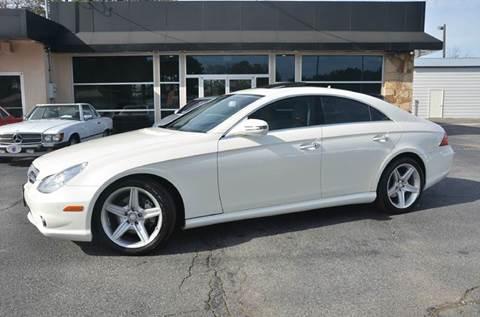 2010 Mercedes-Benz CLS for sale at Amyn Motors Inc. in Tucker GA