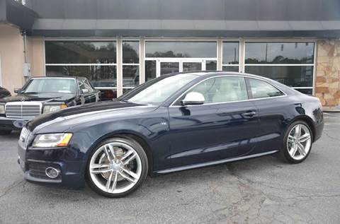 2009 Audi S5 for sale at Amyn Motors Inc. in Tucker GA