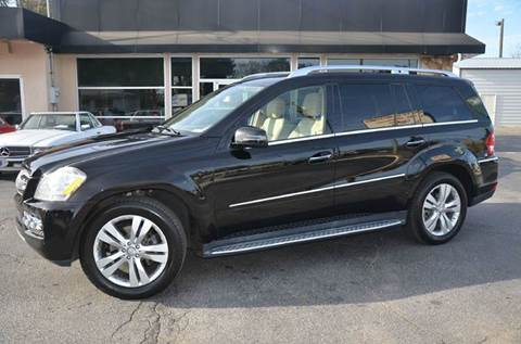 2011 Mercedes-Benz GL-Class for sale at Amyn Motors Inc. in Tucker GA