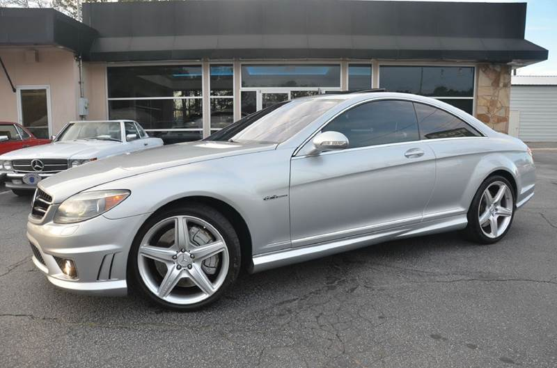 2008 Mercedes-Benz CL-Class for sale at Amyn Motors Inc. in Tucker GA