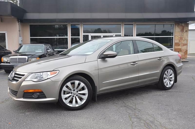 2010 Volkswagen CC for sale at Amyn Motors Inc. in Tucker GA