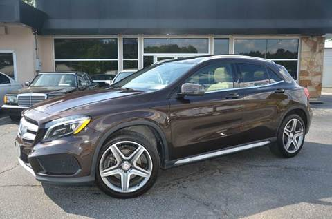 2015 Mercedes-Benz GLA for sale at Amyn Motors Inc. in Tucker GA
