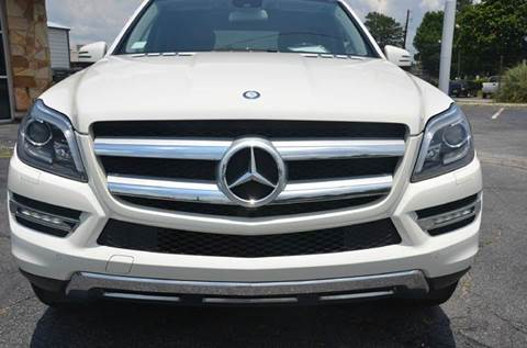 2013 Mercedes-Benz GL-Class for sale at Amyn Motors Inc. in Tucker GA