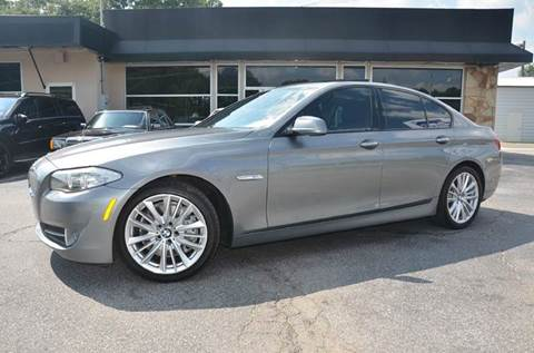 2011 BMW 5 Series for sale at Amyn Motors Inc. in Tucker GA