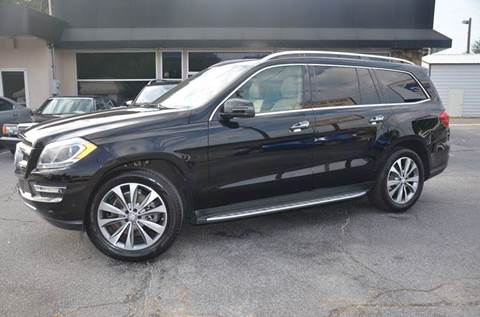2014 Mercedes-Benz GL-Class for sale in Tucker, GA