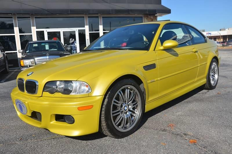 2005 BMW M3 for sale at Amyn Motors Inc. in Tucker GA