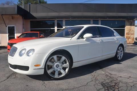 2006 Bentley Continental for sale at Amyn Motors Inc. in Tucker GA