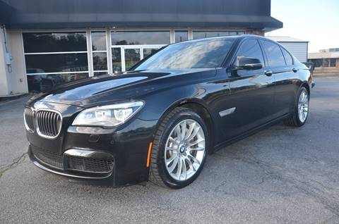2014 BMW 7 Series for sale in Tucker, GA