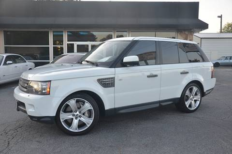 2011 Land Rover Range Rover Sport for sale at Amyn Motors Inc. in Tucker GA