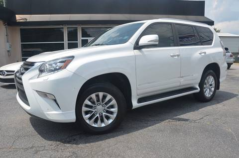 2014 Lexus GX 460 for sale at Amyn Motors Inc. in Tucker GA