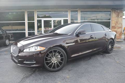 2013 Jaguar XJL for sale in Tucker, GA