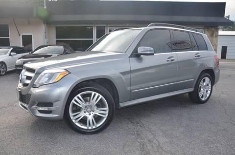 2014 Mercedes-Benz GLK for sale at Amyn Motors Inc. in Tucker GA