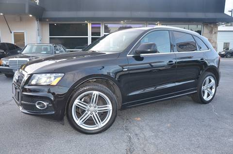 2011 Audi Q5 for sale at Amyn Motors Inc. in Tucker GA