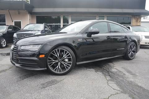 2016 Audi A7 for sale at Amyn Motors Inc. in Tucker GA
